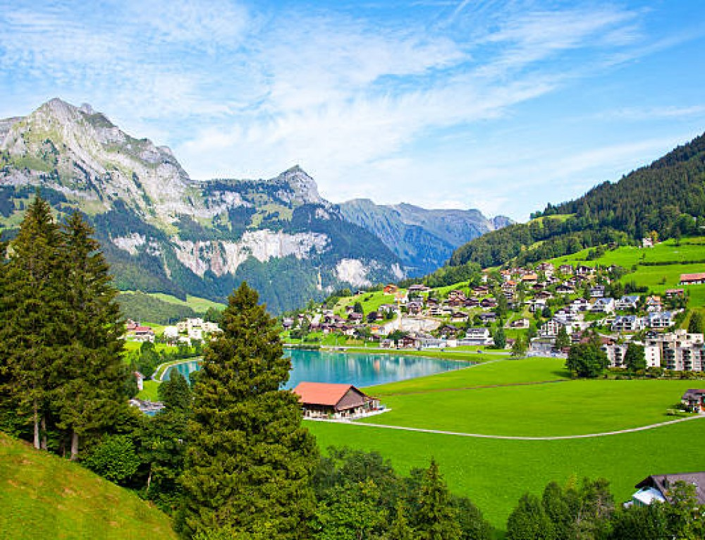 Swiss Apartment Holiday